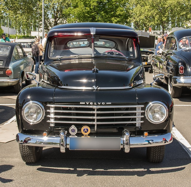 Volvo, Oldtimer, Automobile, Classic, Old, Vehicles