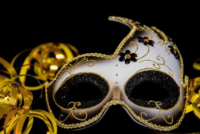Carnival, Mask, Masquerade, Venetian Mask, Secret