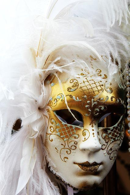 Mask, Venice, Carnival