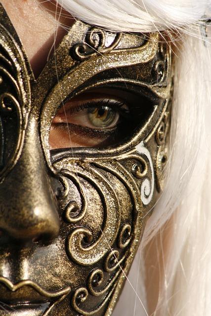 Mask, Venice, Carnival, Italy, Fun, St Mark's