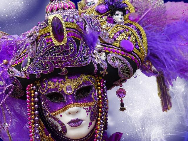 Mask, Venice, Carnival Venice, Mask Of Venice