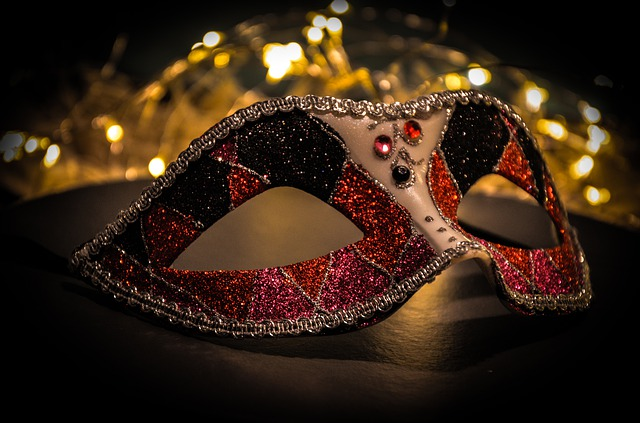 Venice, Disguise, The Ceremony, Mask, The Adoption Of