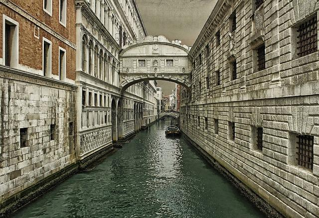 Venice, Italy, Travel, Tourism, Architecture, Canal