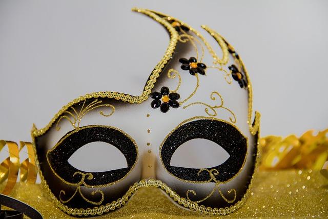 Carnival, Masquerade, Venetian, Mask, Secret, Venice