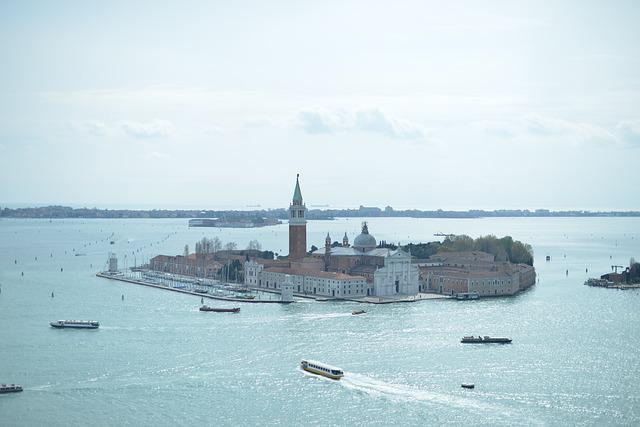 Venice, Italy, San Giorgio Maggiore, Campanile