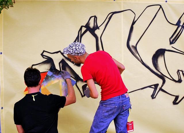 Graffiti, Writes, Game, Draw, Spray, Tocatì, Verona