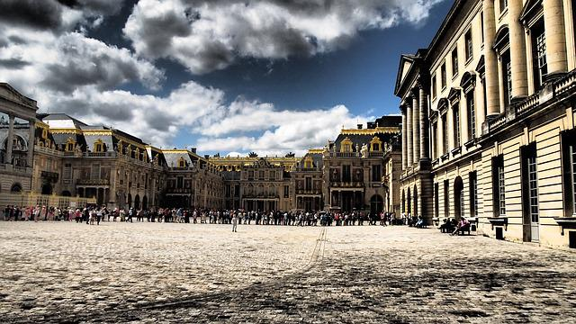 Versailles, Castle, Paris, Places Of Interest