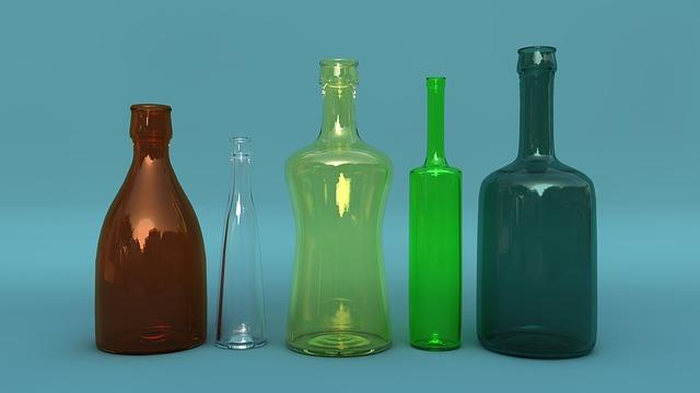 Bottle, Vessel, Liquid, Drink