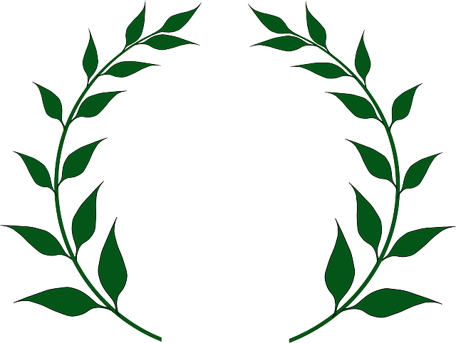 Laurel Wreath, Wreath, Greek, Victory, Award, Accolade