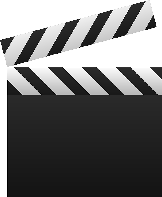 Clapboard, Multimedia, Movie, Video, Clapperboard