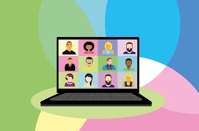 Video Conference, Webinar, Skype, Computer, Laptop
