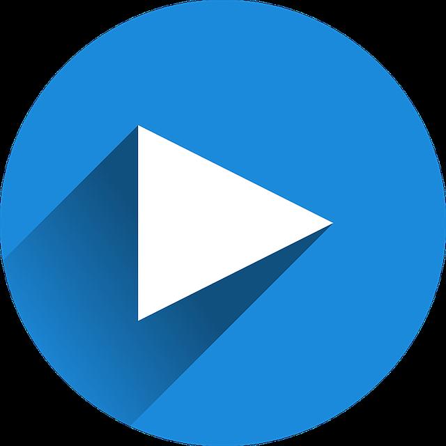 Play, Start, Video, Film, Arrow, Media, Multimedia