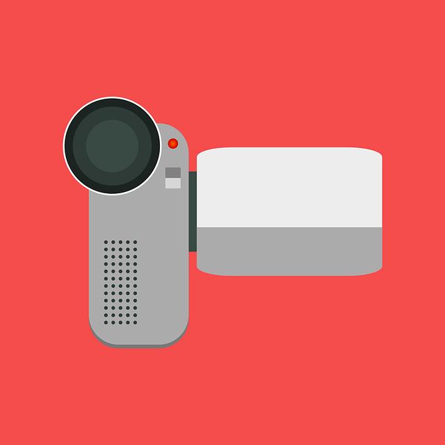 Video, Camera, Video Camera, Lens, Zoom, Vhs, Cassette