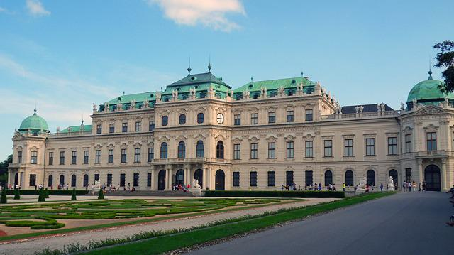 Castle, Belvedere Come, Palace, Baroque, Vienna