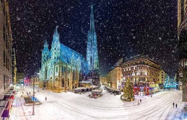 Vienna, St Stephan's Cathedral, Stephansplatz, Austria