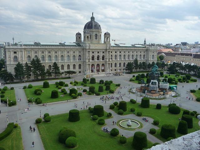 Vienna, Vienne, Kunsthistorisches Museum, Museum, Space