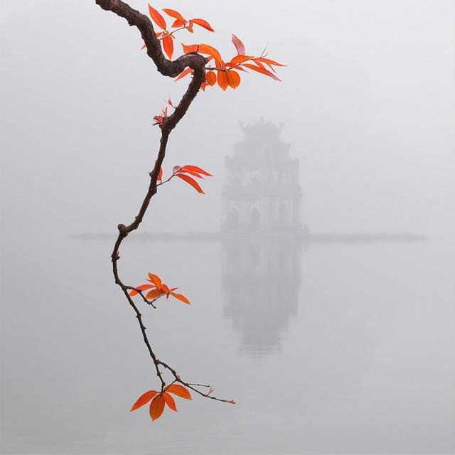 Hoan Kiem Lake, Ha Noi, Viet Nam, Spring, Vietnam