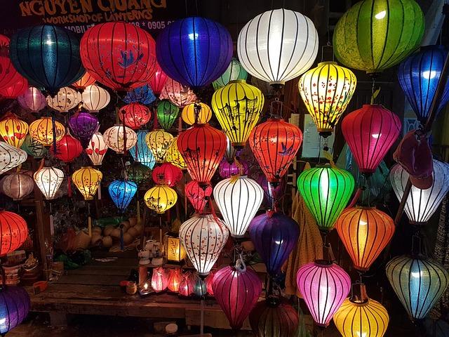 Hoi An, Vietnam, Night Market