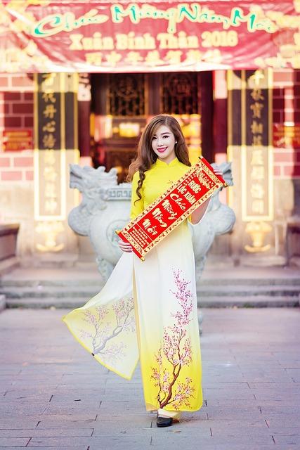 Ao Dai, People Of Vietnam, Vietnamese Beauty