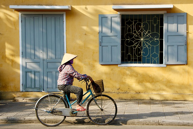 Bicycle, Cycling, Vietnamese, Asia, South-east Asia