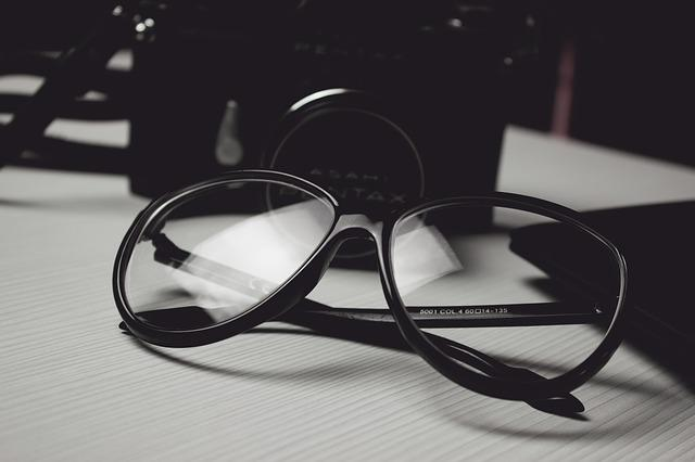 Glasses, Spectacles, Reading, Accessories, View