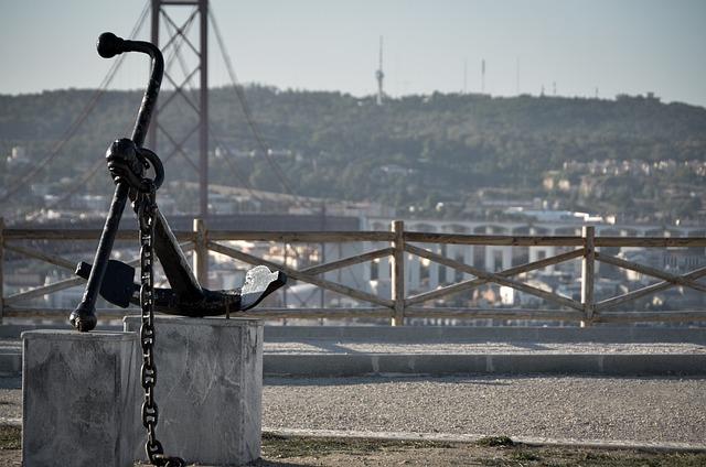 View, Lisbon, Bridge, Portugal, Places Of Interest