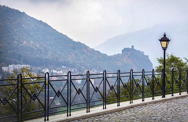 Bridge, View, Czech Republic