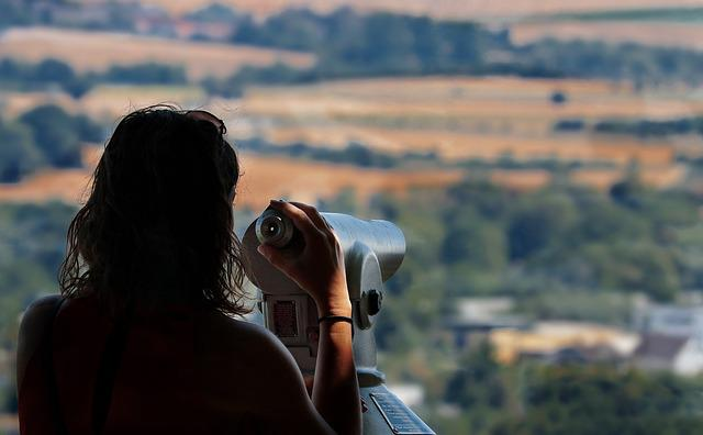 Viewpoint, Telescope, Distant, Distant View, View
