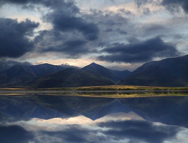 New Zealand, Mountains, Lake, Nature, View