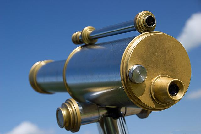 Viewer, Telescope, Binoculars