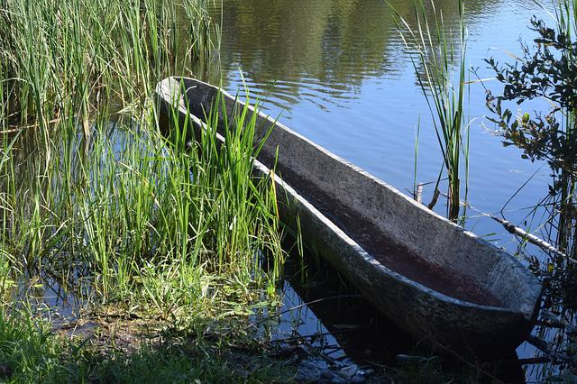 Boat, Lake, Viking Museum, Vikings, Denmark
