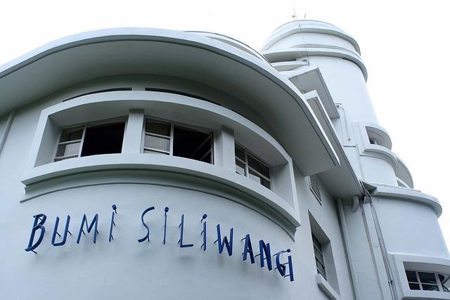 Indonesia, Vila Isola, Heritage Building, Bandung