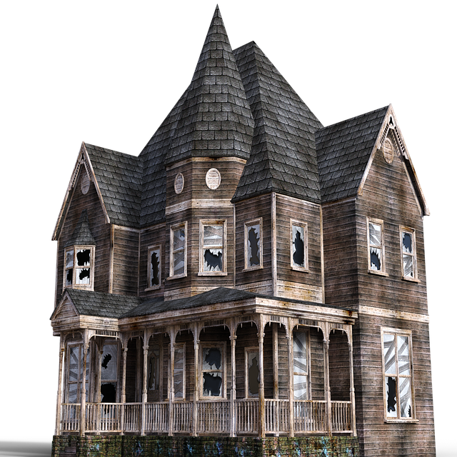 Halloween, Horror, Haunted House, Nightmare, Villa