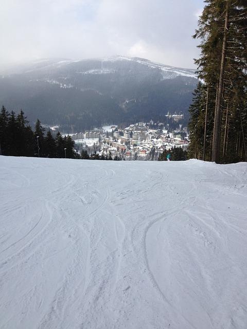 Ski, Holiday, Snow, Winter, Ski Holiday, Village