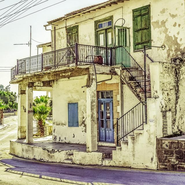 House, Aged, Weathered, Damaged, Village, Architecture