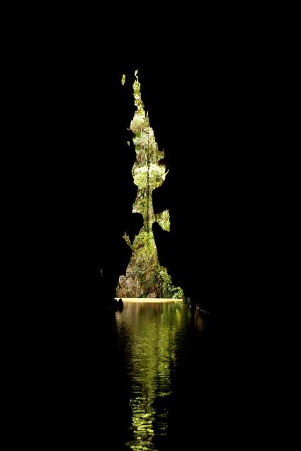 Cuba, Viñales Valley, Landscape, Nature, Cave, Water