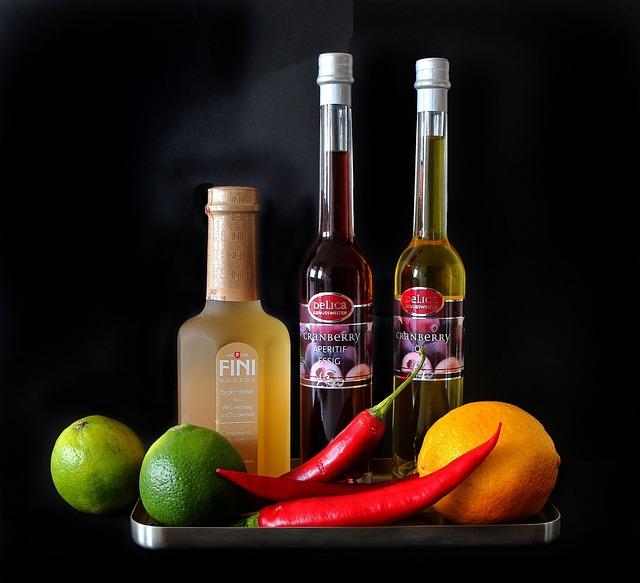 Food, Vinegar, Eat, Fruit, Healthy, Vitamins, Spicy
