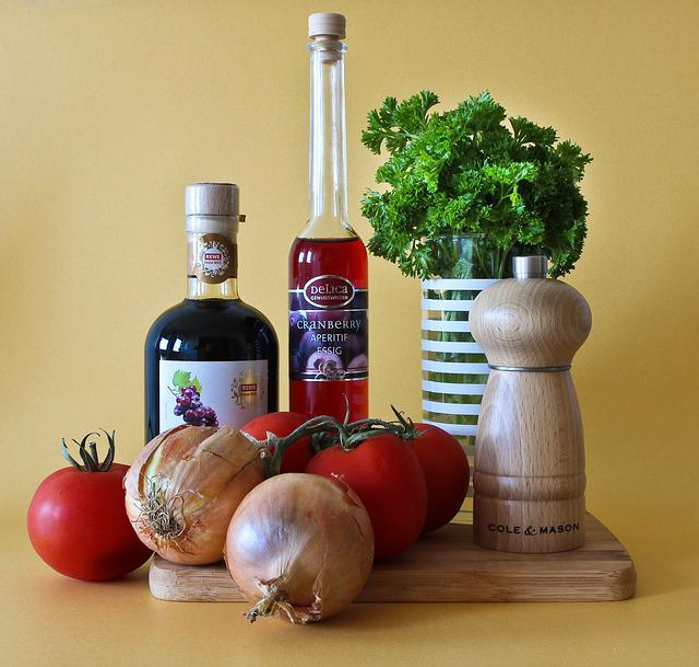 Eat, Food, Vegetables, Onions, Healthy, Vinegar, Onion