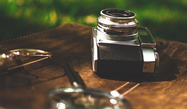 Camera, Old Camera, Retro, Vintage, Photos, Photo, Dslr