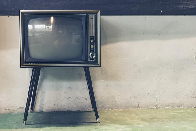 Tv, Television, Retro, Classic, Old, Antique, Vintage