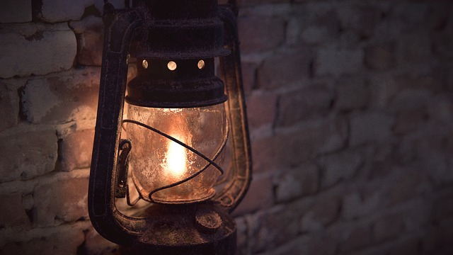 Lantern, Light, Lamp, Decorative, Fire, Vintage