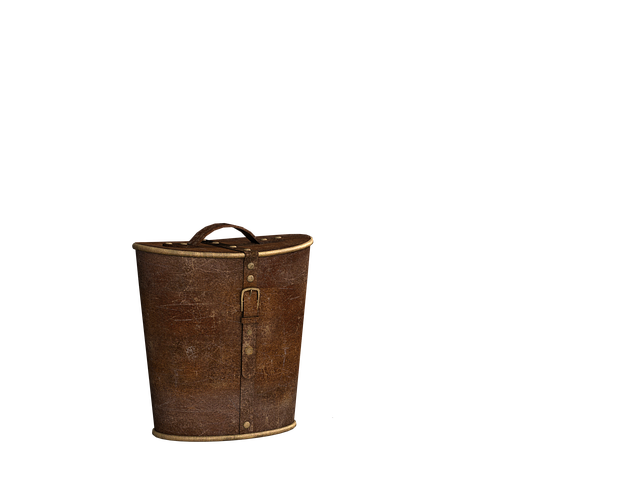 Box, Hatbox, Old, Vintage, Digital Art, Isolated, Png