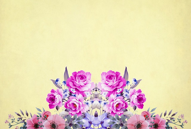 Free photo Vintage Flower Background Roses Bouquet Floral ... Vintage Flower Background Tumblr