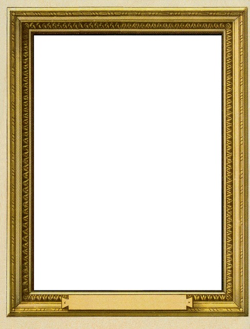 Free photo Old Antique Picture Frame Gold Frame Stucco Frame - Max Pixel