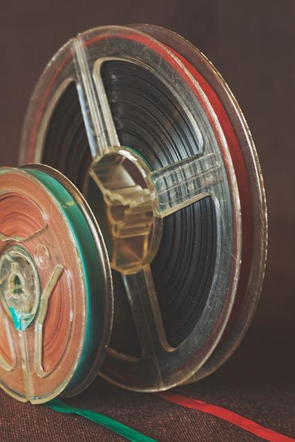 Film, Reel, Movie Reel, Retro, Vintage, Strip, Cinema