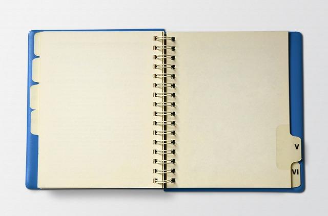 Vintage Notebook, Vintage, Notebook, Retro, Paper, 70s