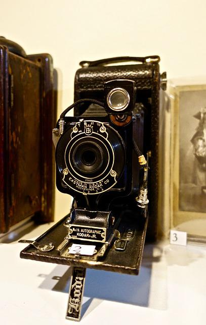 Camera, Vintage, Photography, Antique, Photographic