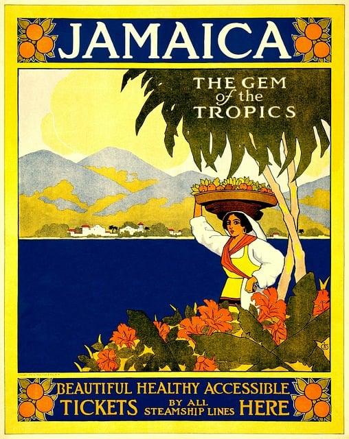 Vintage, Retro, Poster, Travel, Travel Poster