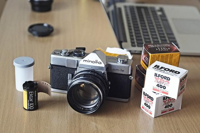 Camera, Old, Classic, Retro, Photo, Vintage