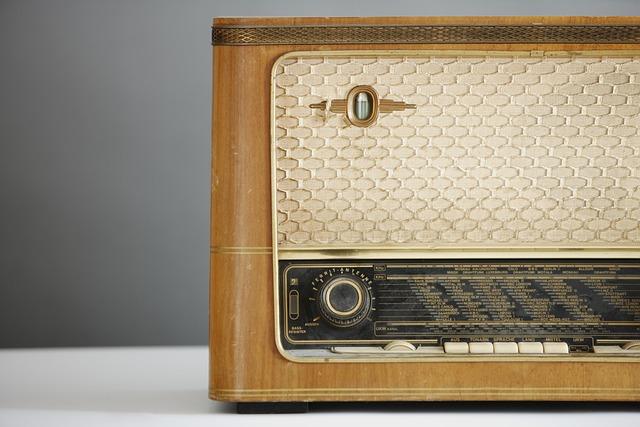 Radio, Old, Retro, Vintage, Music, Sound, Antique